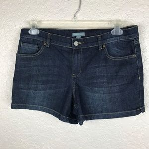 New York & Co Denim short